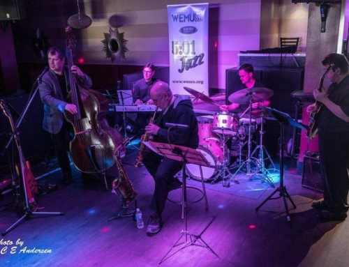 Rob Crozier Quintet
