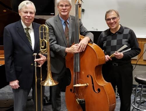 Notre Dame Faculty Jazz Trio